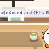 PageSpeed Insightsヘッダー