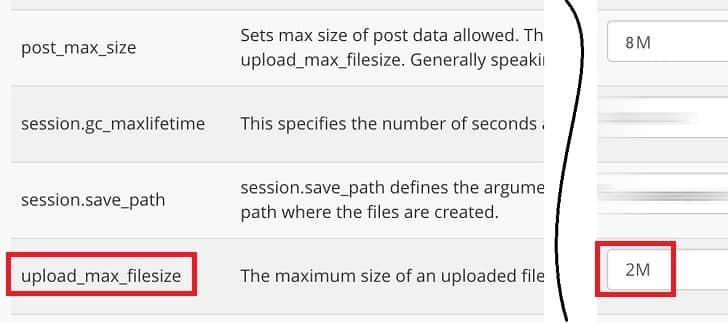 ファイルサイズ変更(2)